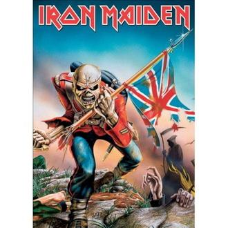 Carte postale IRON MAIDEN - The Trooper - ROCK OFF, ROCK OFF, Iron Maiden