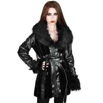 Manteau pour femmes KILLSTAR - Krystina Faux-Fur, KILLSTAR