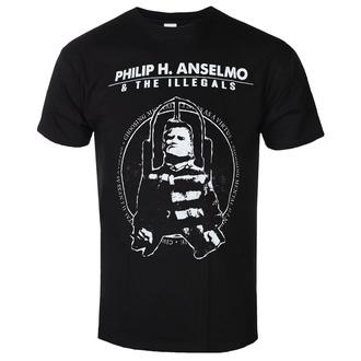 tee-shirt métal pour hommes Philip H. Anselmo & The Illegals, SEASON OF MIST, Philip H. Anselmo & The Illegals