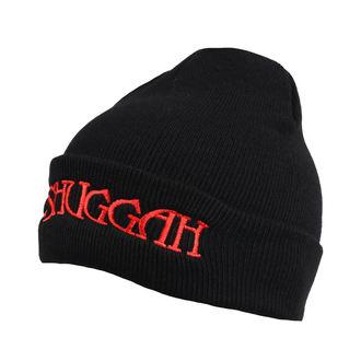 Bonnet MESHUGGAH - RED LOGO - PLASTIC HEAD, PLASTIC HEAD, Meshuggah