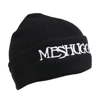 Bonnet MESHUGGAH - WHITE LOGO - PLASTIC HEAD, PLASTIC HEAD, Meshuggah