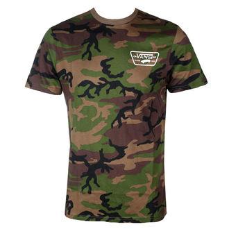 tee-shirt street pour hommes - FULL PATCH BACK S - VANS, VANS
