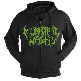 sweat-shirt avec capuche pour hommes Municipal Waste - The last rager - NUCLEAR BLAST, NUCLEAR BLAST, Municipal Waste