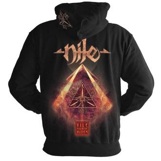 sweat-shirt avec capuche pour hommes Nile - Vile nilotic rites - NUCLEAR BLAST, NUCLEAR BLAST, Nile