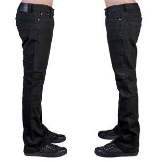 Pantalon hommes WORNSTAR - Essentials - Trailblazer Noir toile, WORNSTAR