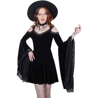Robe pour femme KILLSTAR - Laced With Cyanide Sorcery, KILLSTAR