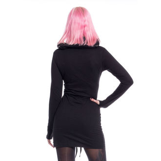 Robe femmes Poizen Industries - LAST FAITH - NOIR, POIZEN INDUSTRIES