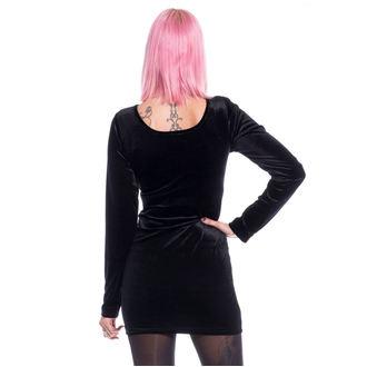 Robe pour femme CHEMICAL BLACK - LEAH - NOIR, CHEMICAL BLACK