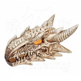 Décoration ALCHEMY GOTHIC - LED Dragon Skull, ALCHEMY GOTHIC