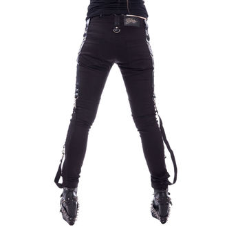 Pantalon femmes Vixxsin - LEVANT - NOIR, VIXXSIN