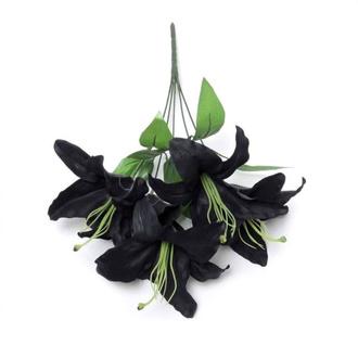 Décoration ALCHEMY GOTHIC - Black Lily, ALCHEMY GOTHIC