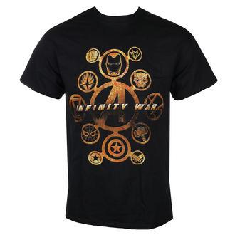 t-shirt de film pour hommes Avengers - INFINITY WAR - LIVE NATION, LIVE NATION