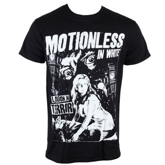 tee-shirt métal pour hommes Motionless in White - London Terror - LIVE NATION, LIVE NATION, Motionless in White