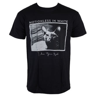 tee-shirt métal pour hommes Motionless in White - Cat - LIVE NATION, LIVE NATION, Motionless in White