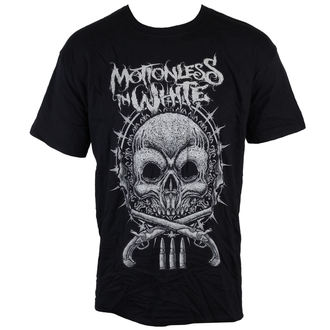 tee-shirt métal pour hommes Motionless in White - Skull - LIVE NATION, LIVE NATION, Motionless in White