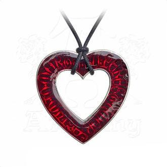 Collier ALCHEMY GOTHIC - Love Over Death, ALCHEMY GOTHIC