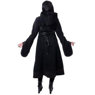 Manteau pour femmes Poizen Industries - LUELLA - NOIR, POIZEN INDUSTRIES