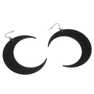 Boucles d'oreilles KILLSTAR - Luna - NOIR, KILLSTAR