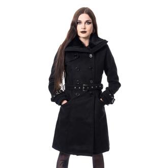 Manteau pour femmes Poizen Industries - LUTANA - NOIR, POIZEN INDUSTRIES