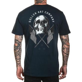 T-shirt SULLEN pour hommes - OLD GLORY - MARINE, SULLEN