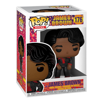 Figurine James Brown - POP!, POP