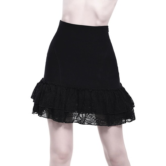 Jupe KILLSTAR pour femmes - Adoria Bustle - NOIR - KSRA001667