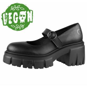 Chaussures pour femmes ALTERCORE - Margot Vegan - Noir - ALT075