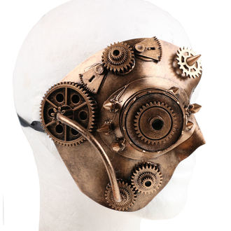 Masque ZOELIBAT - Steampunk-Halbmaske, ZOELIBAT