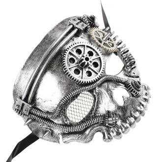 Masque ZOELIBAT - Steampunk-Halbmaske Skull, ZOELIBAT