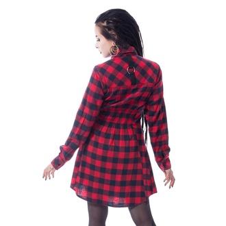 Robe femmes VIXXSIN - MASTER - ROUGE VÉRIFIER, VIXXSIN