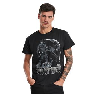 T-shirt pour hommes Black Panther - Logo - Marvel Comics, NNM, Marvel Comics