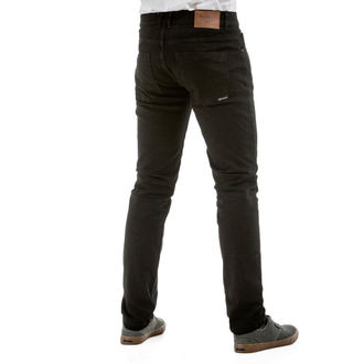Pantalon (jeans) MEATFLY - Riot 2 - 1/7/55, UNE - Noir, MEATFLY