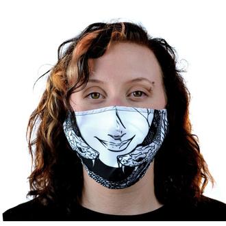 Masque VIXXSIN - MEDUSA - NOIR, VIXXSIN