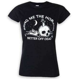 tee-shirt métal pour femmes Bring Me The Horizon - Happy Song - ROCK OFF, ROCK OFF, Bring Me The Horizon
