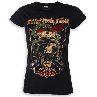 T-shirt Black Sabbath - Bloody Sabbath 666 - ROCK OFF, ROCK OFF, Black Sabbath