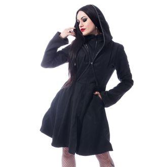 Manteau pour femme Poizen Industries - MELINA - NOIR, POIZEN INDUSTRIES