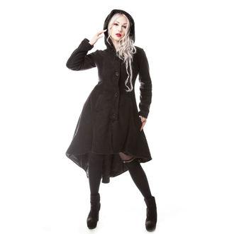 Manteau pour femmes POIZEN INDUSTRIES - MEMORIAL - NOIR, POIZEN INDUSTRIES