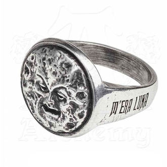 bague ALCHEMY GOTHIC - M'era Luna Moon, ALCHEMY GOTHIC