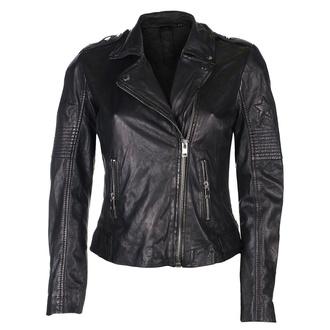 Veste (biker) pour femmes G2GWona W20 SF LAMEV - GLOSSY - NOIR - M0012965