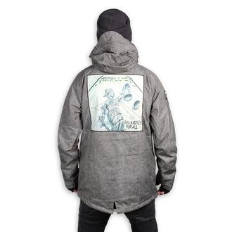 Veste d'hiver (snowboard) METALLICA x SESSIONS, SESSIONS, Metallica