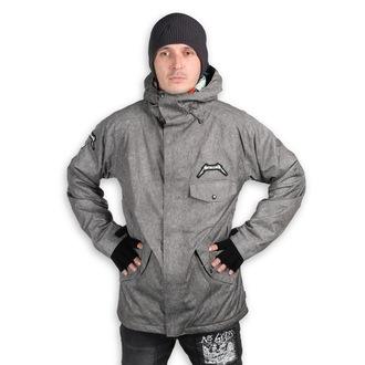 Veste d'hiver (snowboard) METALLICA x SESSIONS