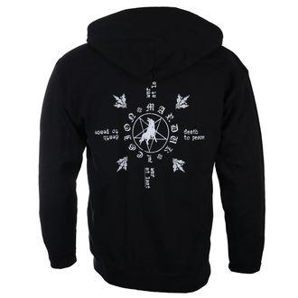 sweat-shirt avec capuche pour hommes Marduk - FRONTSCHVVE IN SHIELD - RAZAMATAZ, RAZAMATAZ, Marduk