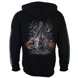 sweat-shirt avec capuche pour hommes Korpiklaani - SHAMAN DRUM - RAZAMATAZ, RAZAMATAZ, Korpiklaani