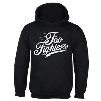 sweat-shirt avec capuche pour hommes Foo Fighters - LOGO - PLASTIC HEAD, PLASTIC HEAD, Foo Fighters