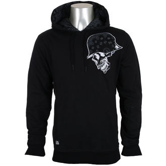 sweat-shirt avec capuche pour hommes - RENDERED - METAL MULISHA, METAL MULISHA