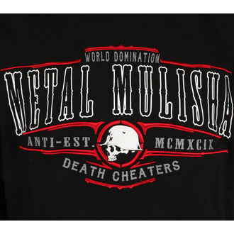 sweat-shirt avec capuche pour hommes - SLICE - METAL MULISHA, METAL MULISHA