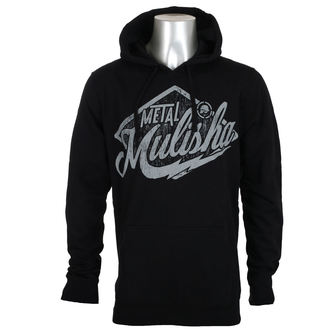 sweat-shirt avec capuche pour hommes - GREASE - METAL MULISHA, METAL MULISHA