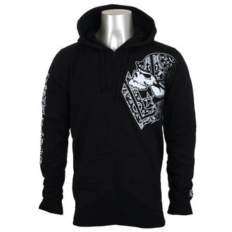 sweat-shirt avec capuche pour hommes - GUARD - METAL MULISHA, METAL MULISHA