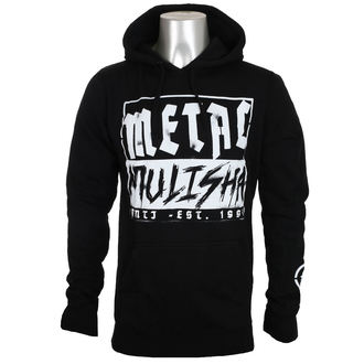sweat-shirt avec capuche pour hommes - BLOCK - METAL MULISHA, METAL MULISHA