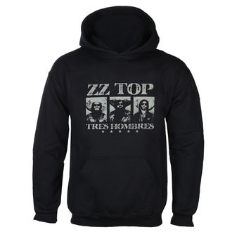 sweat-shirt avec capuche pour hommes ZZ-Top - Tres Hombres - LOW FREQUENCY, LOW FREQUENCY, ZZ-Top